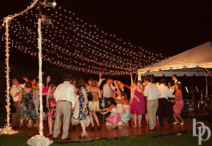 Outdoor dance floor wedding ideas pinterest outdoor for Outdoor dance floor ideas