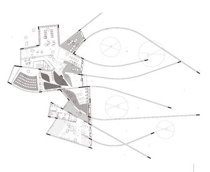 Biblioteca Enric Miralles Buscar Con Google Muros