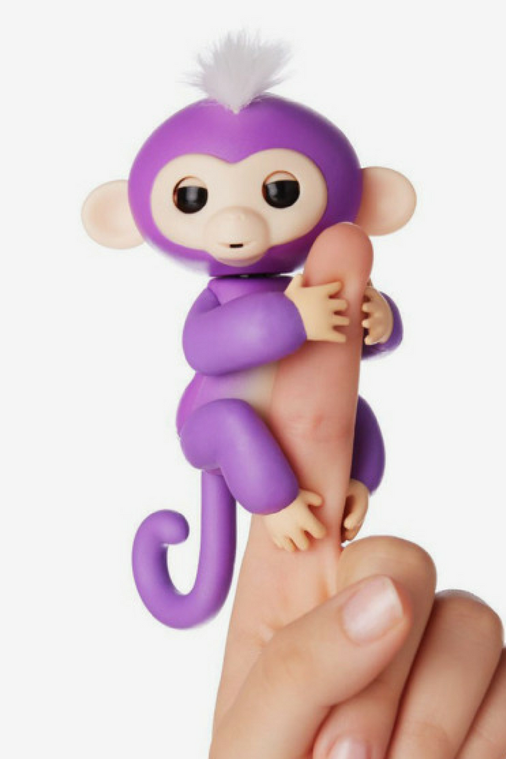 The Fingerlings Interactive Baby Monkey is one of the best