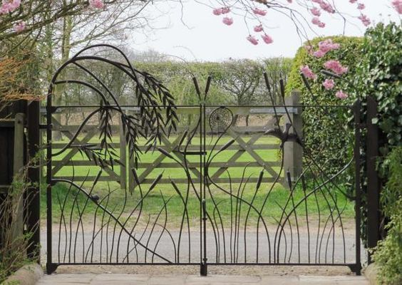 Exceptional ARTISTIC CREATIVE METAL MESH FENCING   Google Search