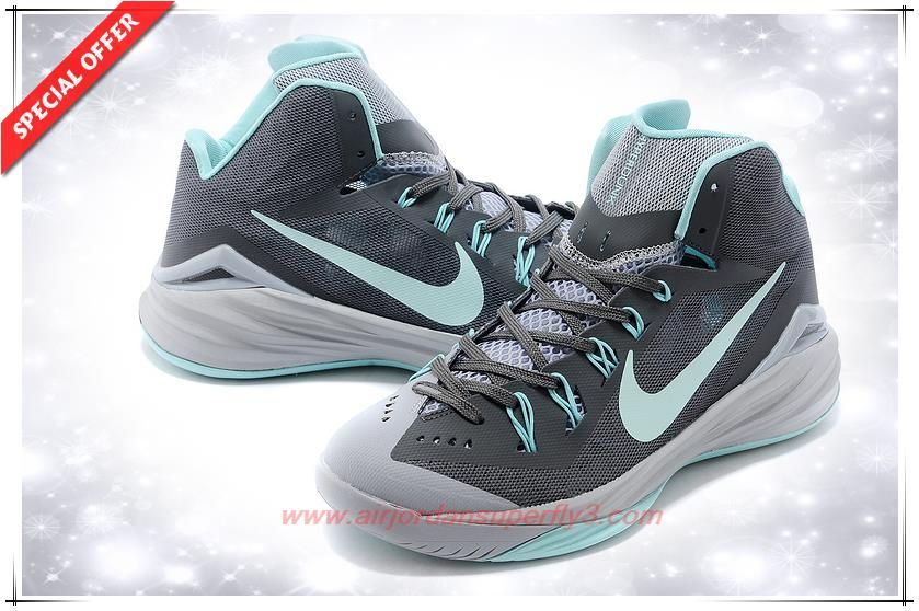 affca8791b38 Mens Dark Magnet Grey Magnet Grey Catalina Hyper Turquoise 653640-411 Nike  Hyperdunk 2014 On Sale