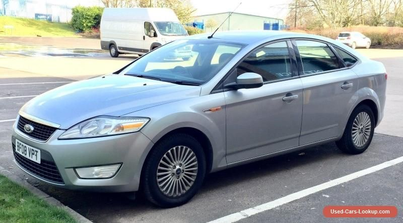 Low Mileage Ford Mondeo 2 0 Tdci Auto Ford Mondeo Forsale