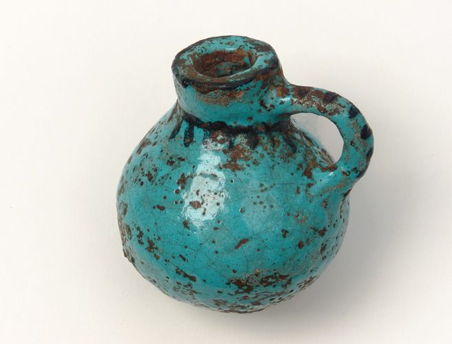 Ancient Egyptian Art | Small pitcher | F1907.13