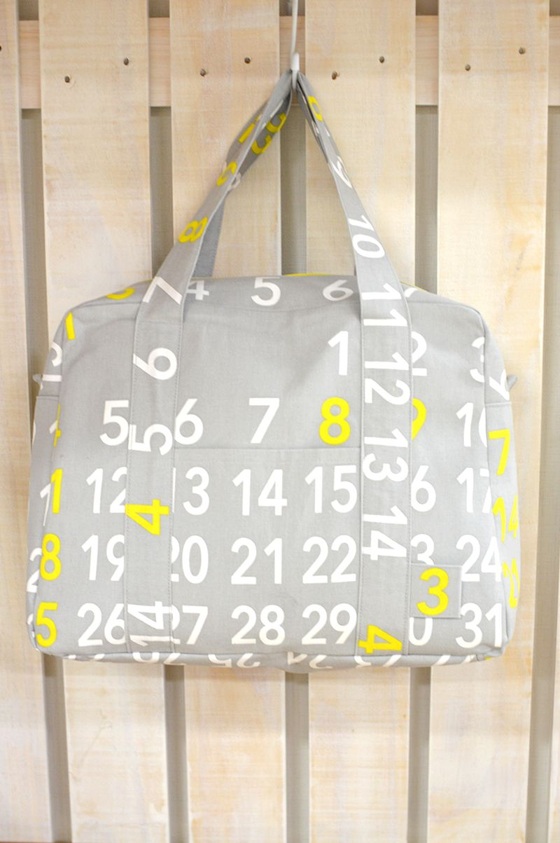 squarebag free pattern pdf - kokka-fabric.com | Sy idé barn ...