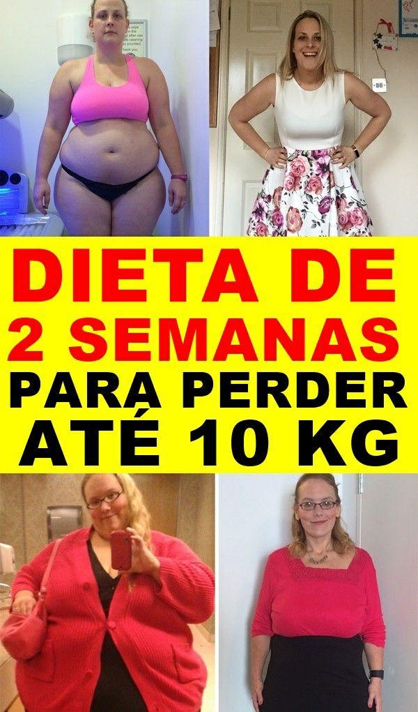Perder 2 quilos em 2 semanas
