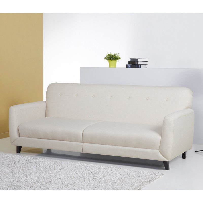 Gold Sparrow Glendale Fabric Convertible Sofa Adc Gle Csb