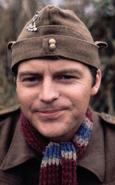 Ian Lavender. Loved him in Dad's Army. And, as a guest on Keeping ...