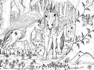 Full Size Coloring Pages Adult - Bing Images | Unicorn ...