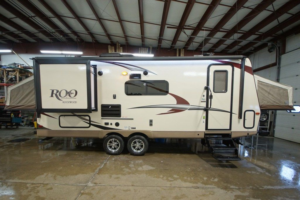 2013 2017 All Seasons Rv Hybrid Travel Trailers Rockwood Roo