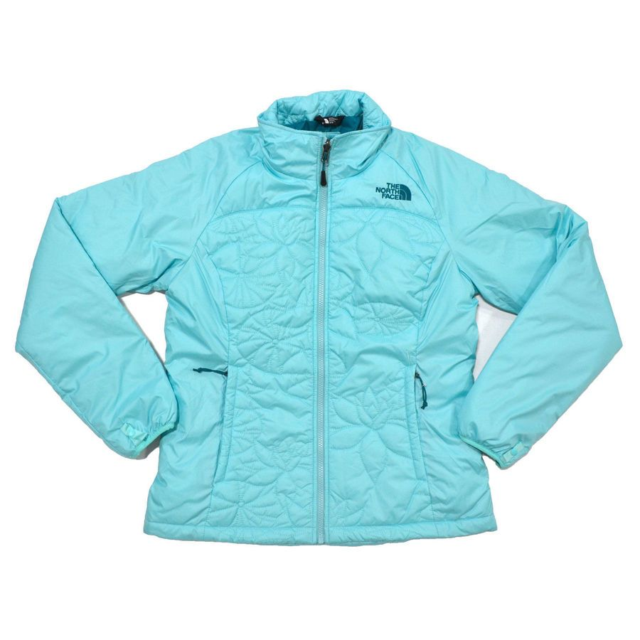 The North Face Womens Jacket Insulated Zip Puffer Catawissa Quilted Flowers New North Face Jacket Womens Puffer Jacket Women Jackets [ 900 x 900 Pixel ]