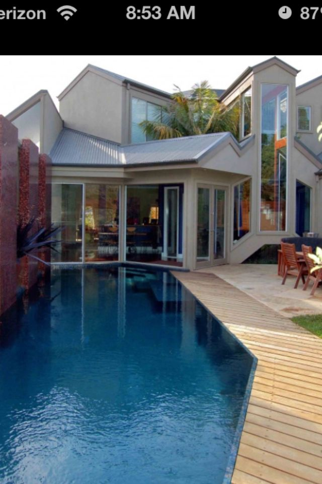 Pin by trixie robinson on home pool designs swimming for Pool design hamilton