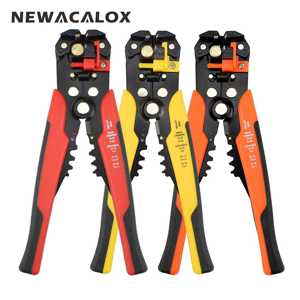 compare prices newacalox self adjusting cable wire stripper cutter ...