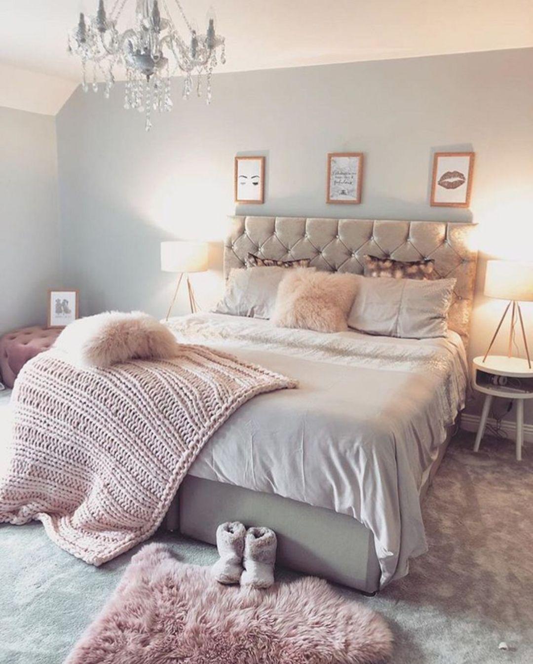 Comfortable Bedroom Cosy
