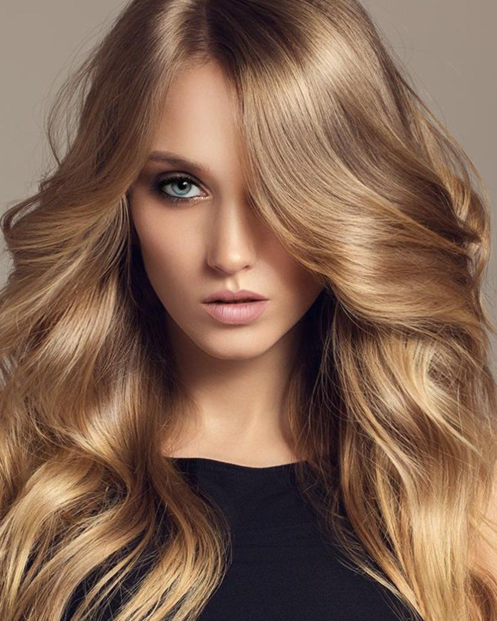 Medium Blonde - One Tone Heir - 18\ (200G)