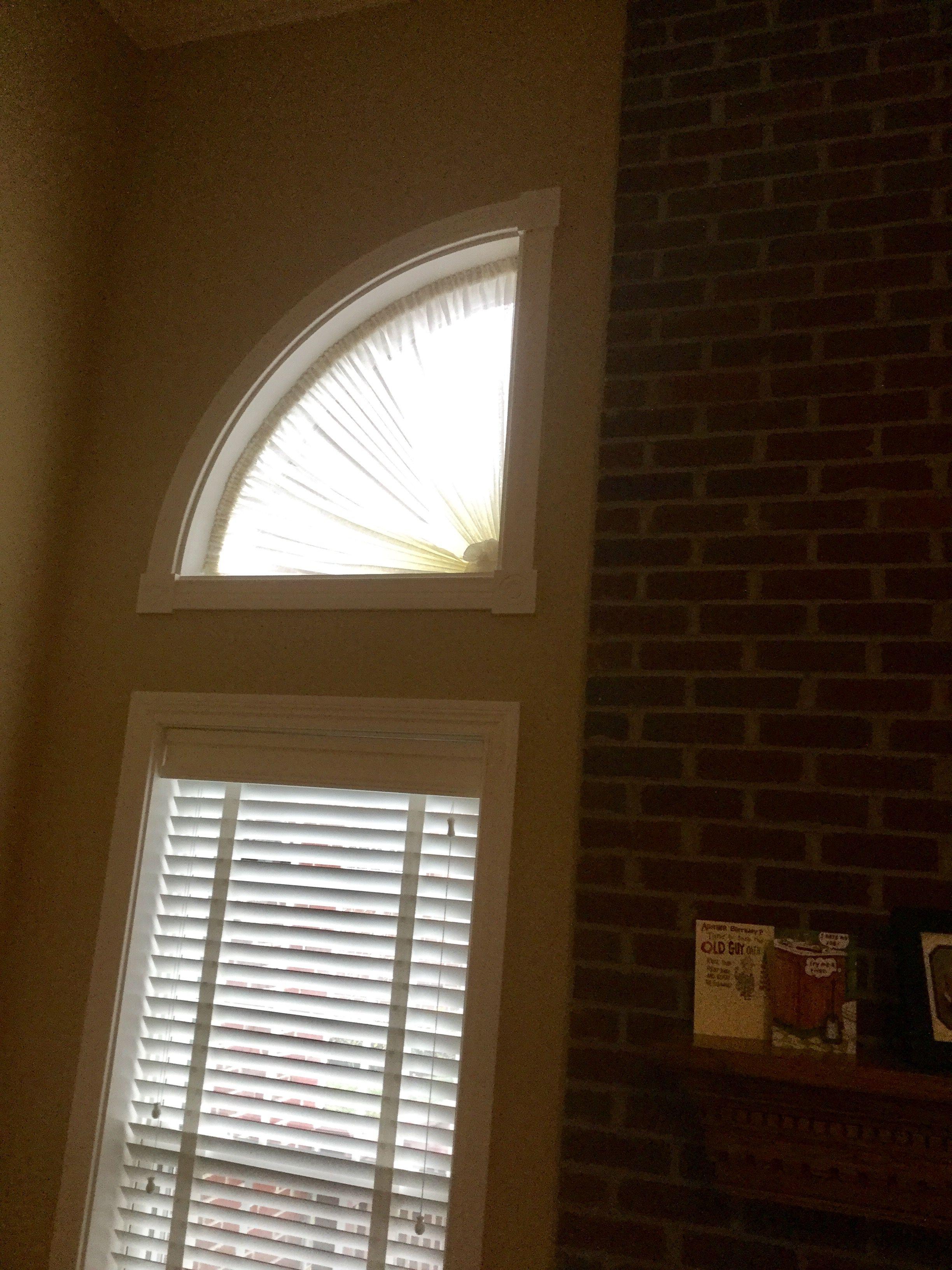 Eyebrow window coverings  pin by betty thorwart on windows  pinterest  window
