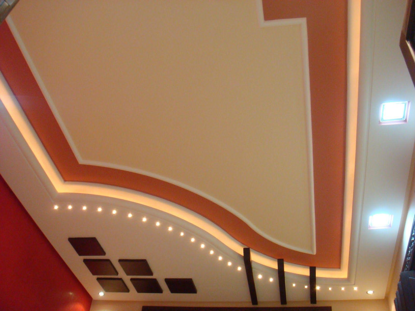 Decoration Faux Plafond Salon. Perfect Meuble Bar Cuisine