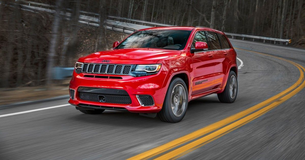 The 10 Hottest Suvs This Summer Jeep Grand Cherokee Jeep Grand Popular Suvs