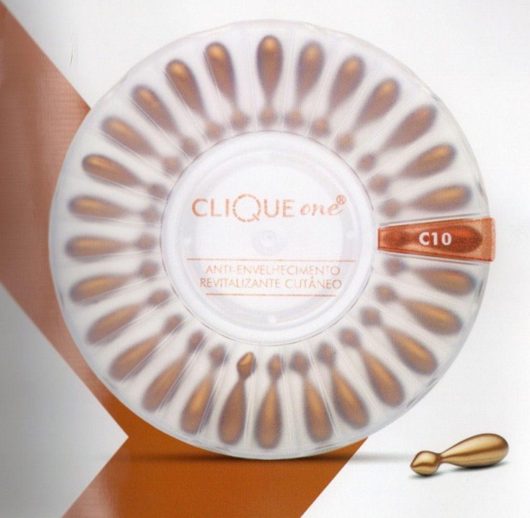 Clique One Vitamina C Com Imagens Ampola