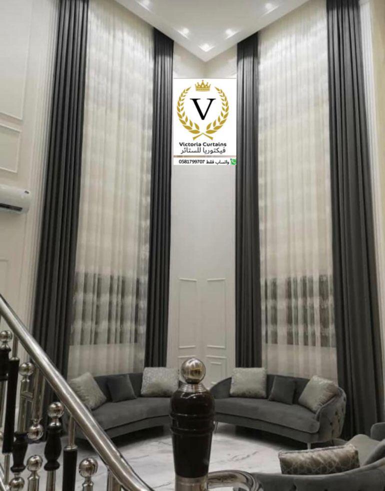 فيكتوريا لتفصيل ستائر في الرياض أجمل اشكال الستائر صور ستائر محلات تفصيل ستائر في الرياض ديكورات ستائر غرف بالرياض 0581799707 اختيا Home Home Decor Curtains