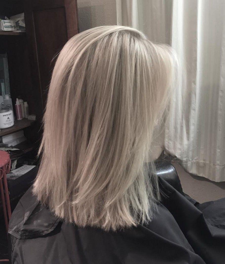 Female Hairstyle Ragnarok Mobile In 2020 Nordic Blonde Light Blonde Blonde Highlights