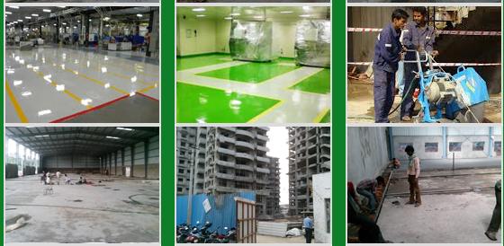 Vdfflooring is a one of best industrial flooring solutions