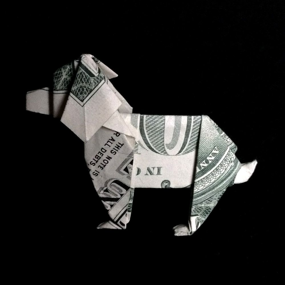 How To Make Money Origami Animals