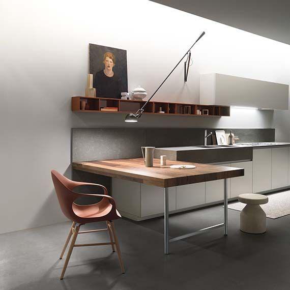Cucine One - Cucine Moderne di Design - Ernestomeda | CASA ...