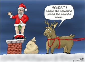 Funny Christmas Pictures Of Cartoon