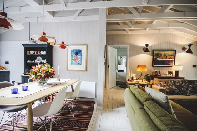 Inside Rte S Home Of The Year The Dreamy Lakeside Cabin That Won