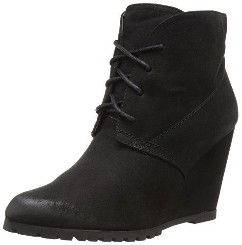 Qupid Womens Tustin08 Boot Black 7 M US *** Continue to the product at the image link.