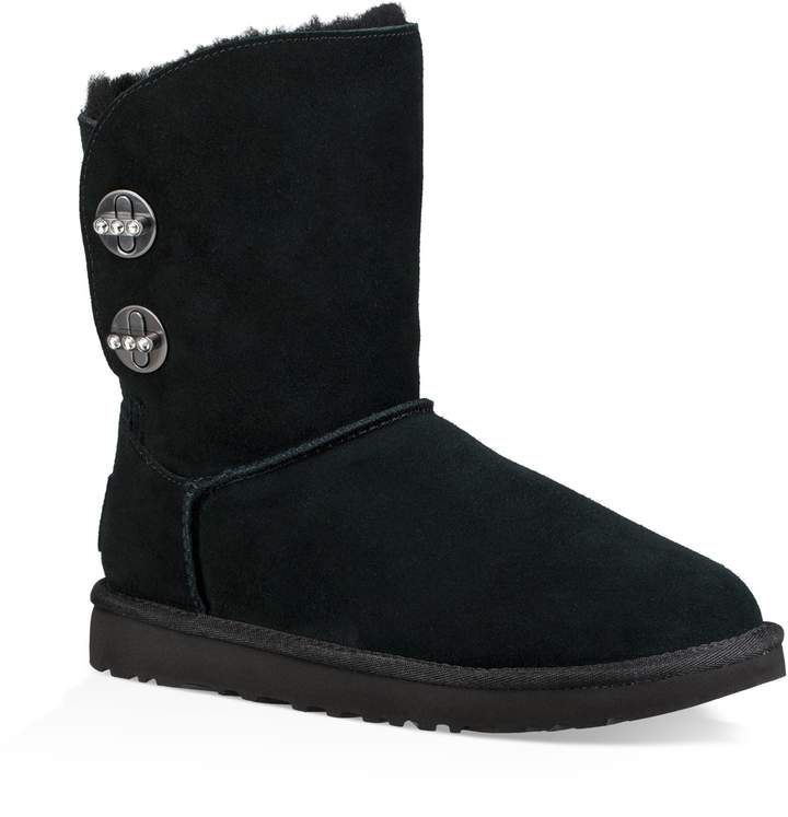 70c9949bfc1 UGG Turnlock Bling Bootie | Products | Uggs, Ugg boots, Bearpaw boots