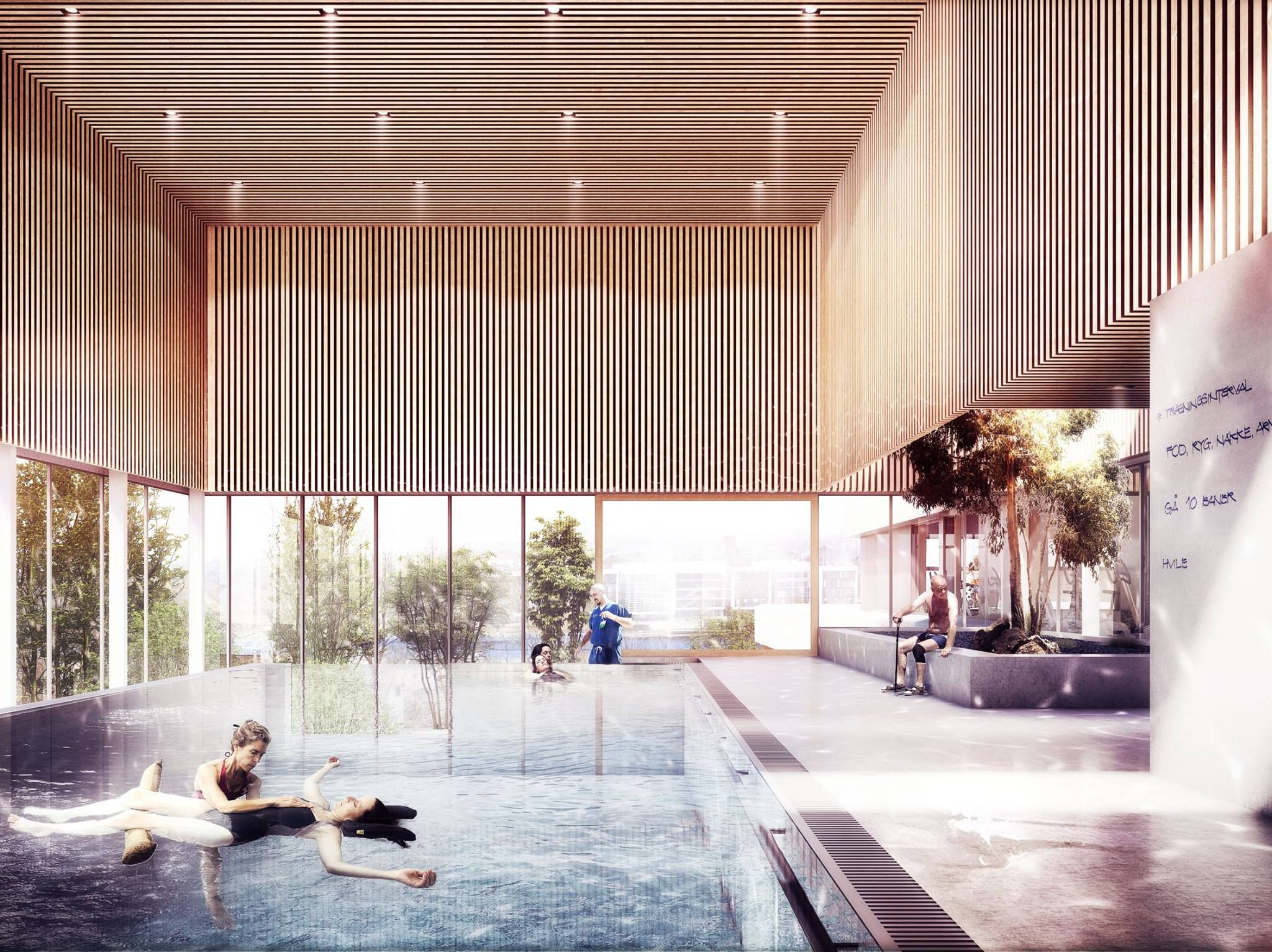 Pin von Yeann Mys\' auf rendering | Pinterest | Schwimmbäder ...