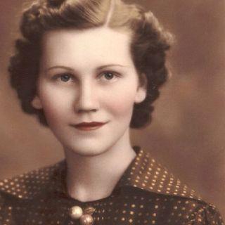 My grandma Anne