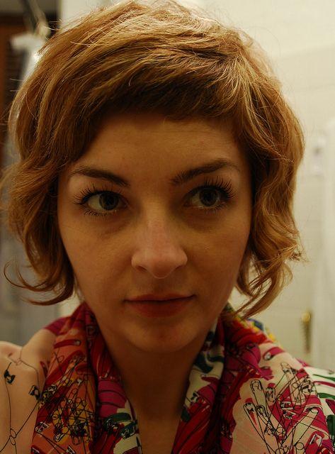 5 2 Self Fringe Haircut Super Short Hair Short Hair Fringe