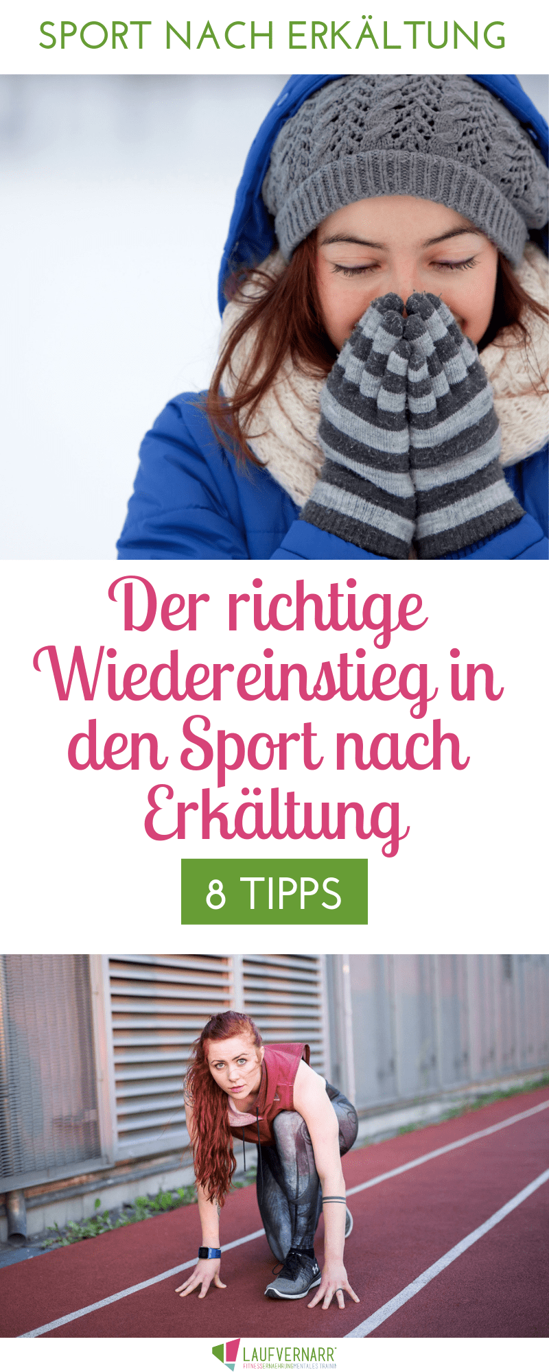 Photo of Sport nach Erkältung – über den richtigen Wiedereinstieg – Laufvernarrt