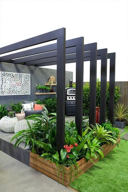 Photo of Improve your outdoor living  [ #Improve #Living #Outdoor #Pergola #Pergola diy