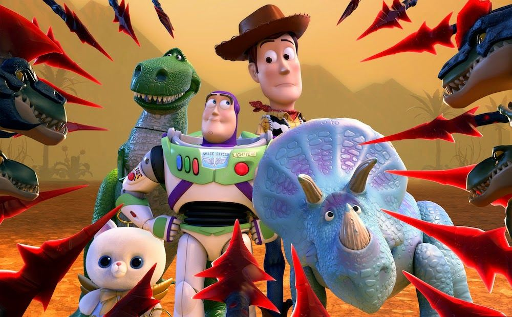 Pixar Brasil Blog Toy Story That Time Forgot Imagem E Video Do