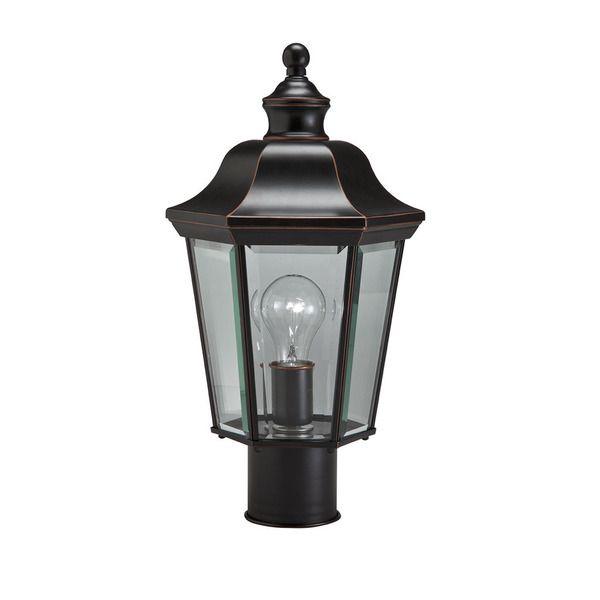 Kichler lighting transitional 1 light olde copper outdoor post kichler lighting transitional 1 light olde copper outdoor post lantern aloadofball Gallery