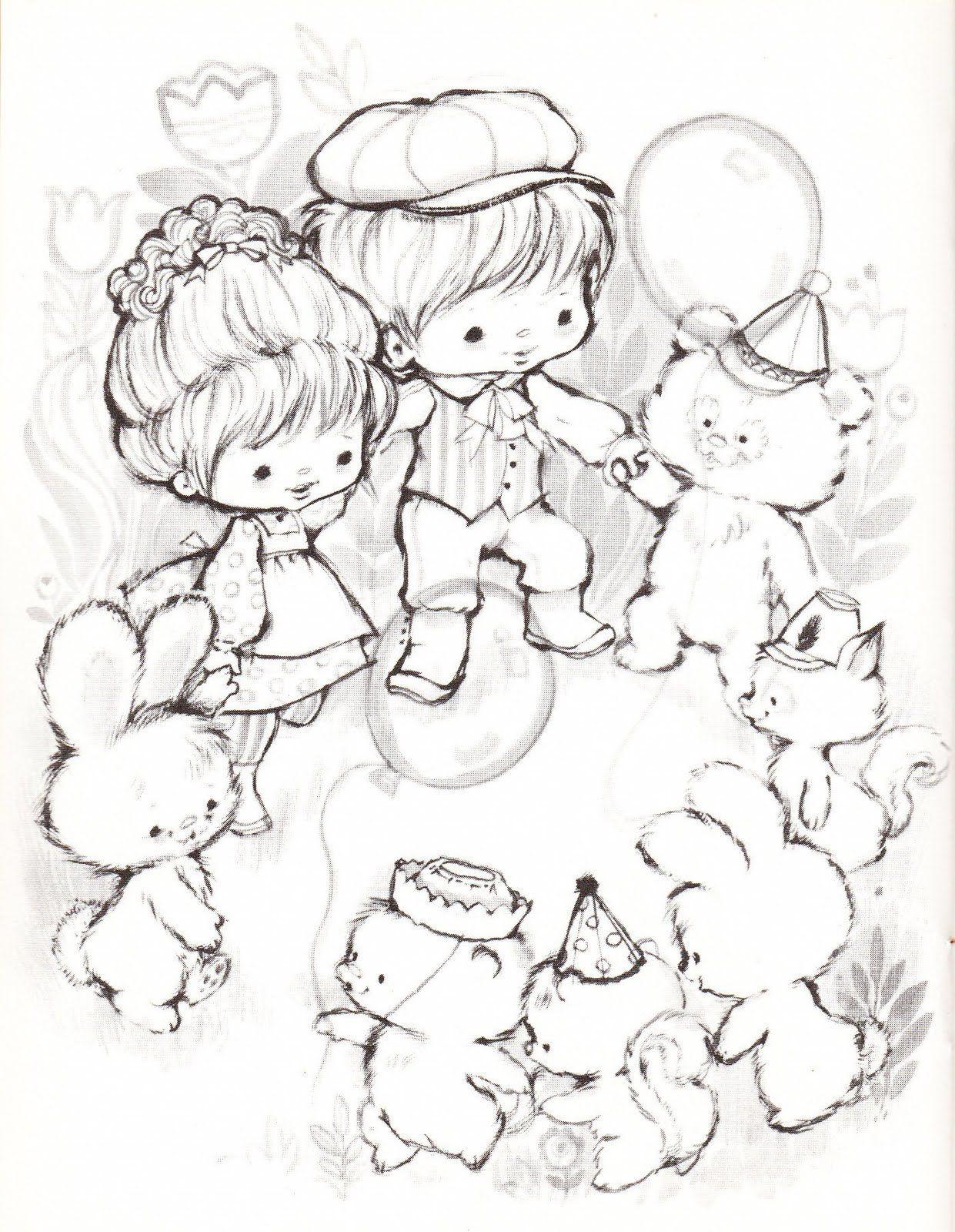 Charming+desenhos+para+colorir+%2830%29.jpg (1241×1600) | personas ...
