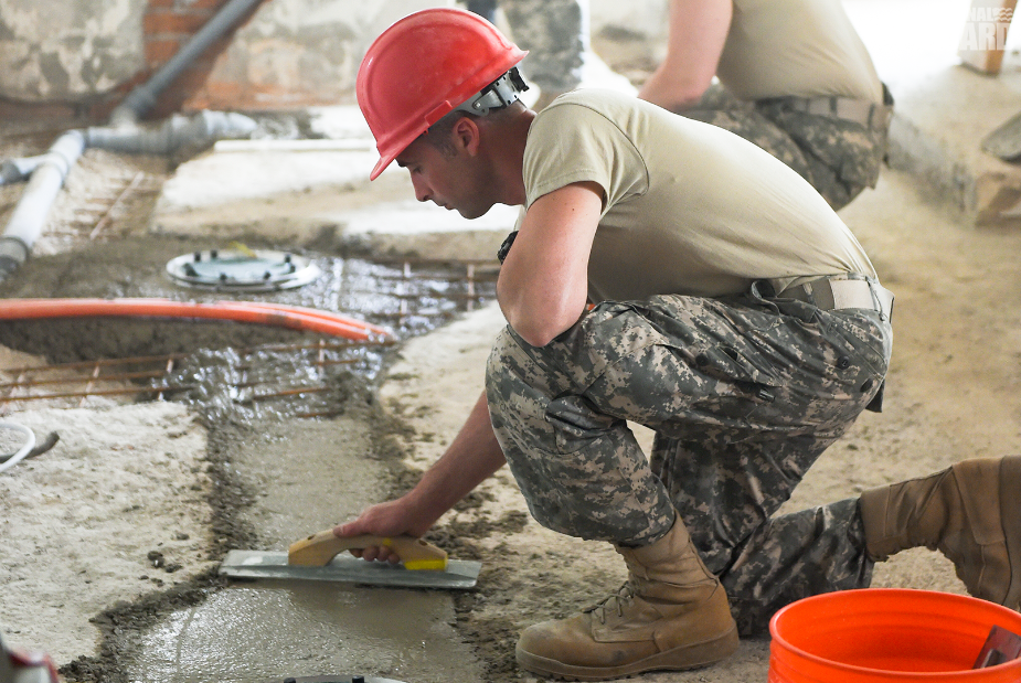 Pin by National Guard on Guard Careers | Construction