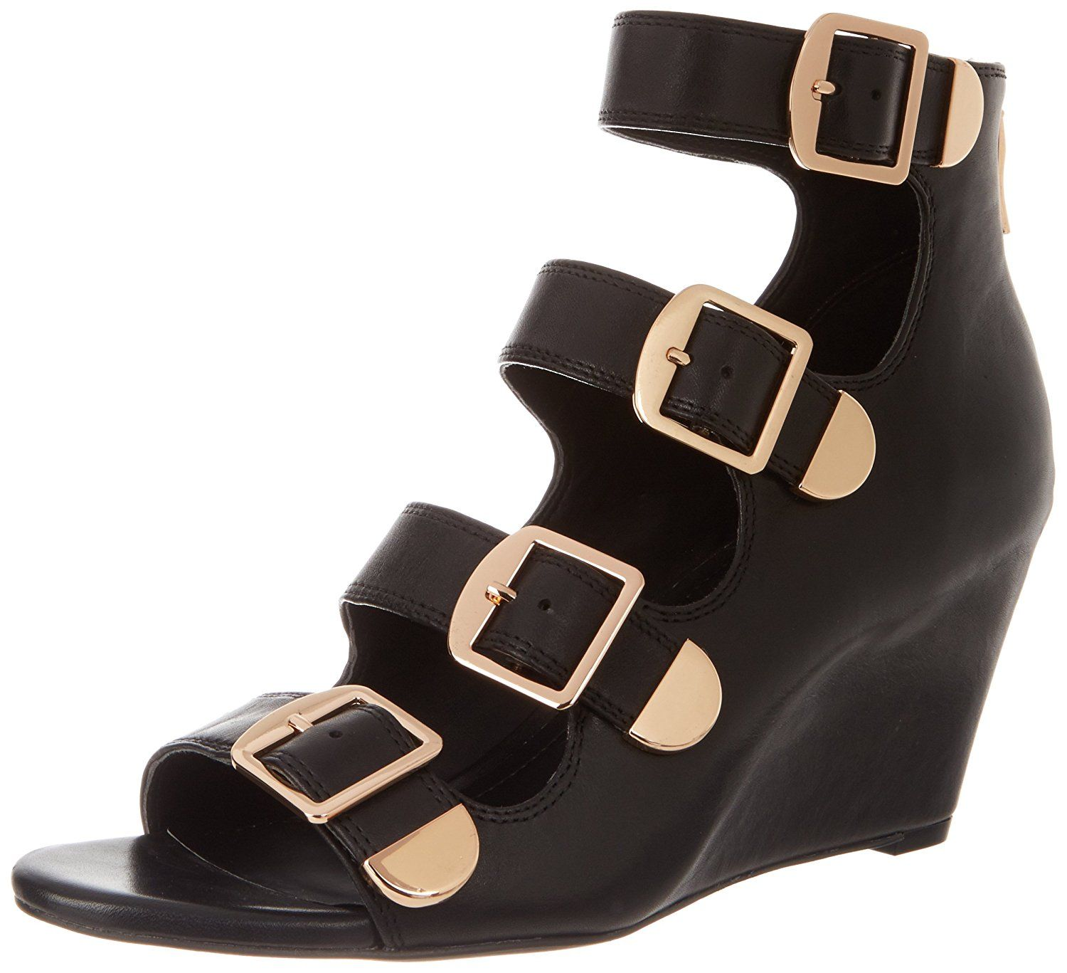 Women's Cayden Double Buckle * You can get more details here : Gladiator sandals