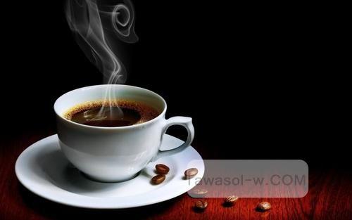 شعر قهوه اسپرسو