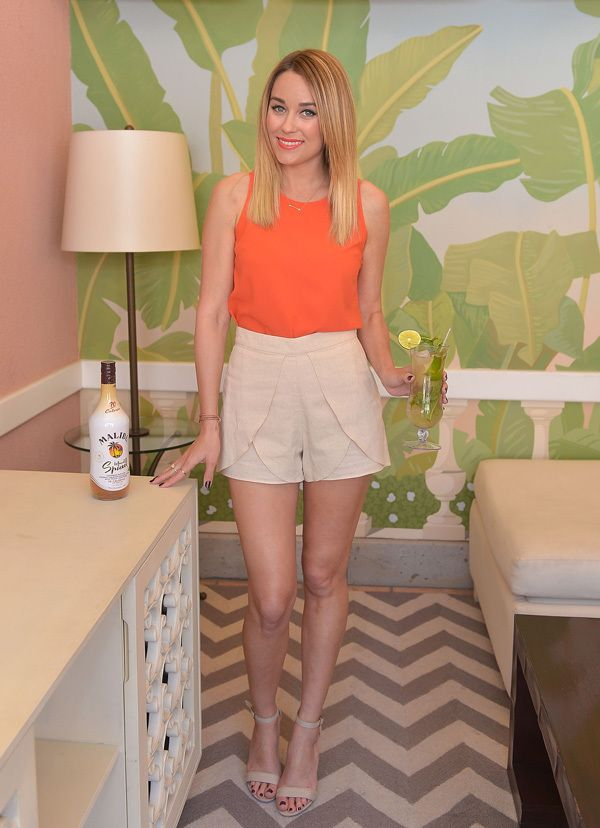 Lauren Conrad Fashion Tips and Cocktail Recipes | OK! Magazine