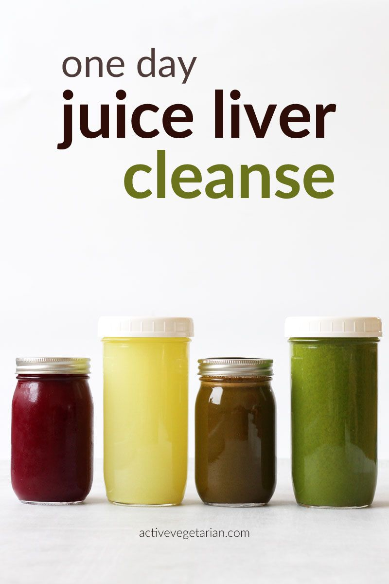 diy juice cleanse 1 day