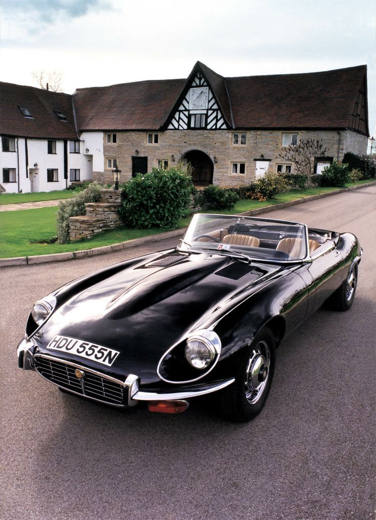 Jaguar To Relaunch Production Of Its Iconic E Type Jaguar Type