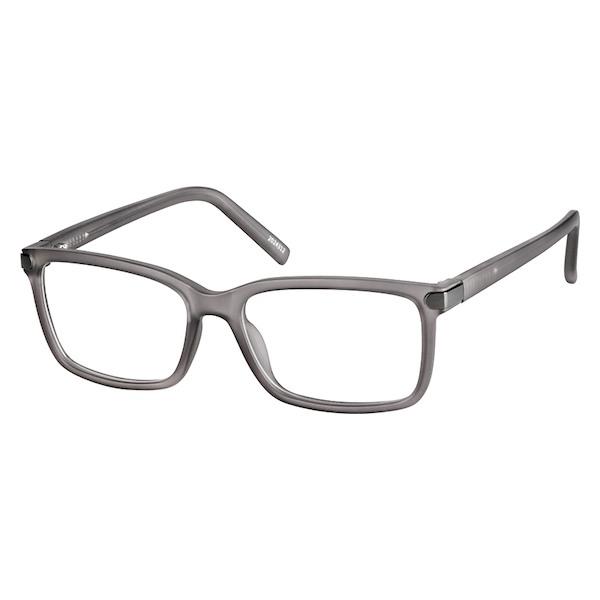 Gray Rectangle Glasses #2024312 | Zenni Optical Eyeglasses ...