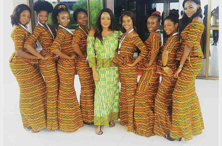Latest Ghana Kaba And Slit Styles For Any Occasion Find