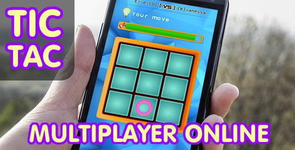 Tic tac toe game online multiplayer