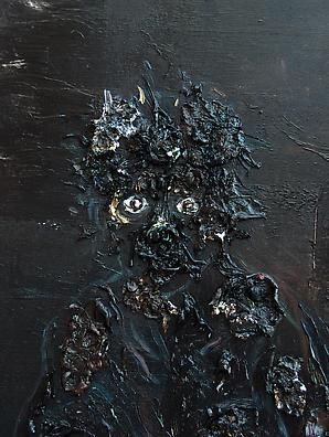 Allison Schulnik - Artists - Mark Moore Gallery