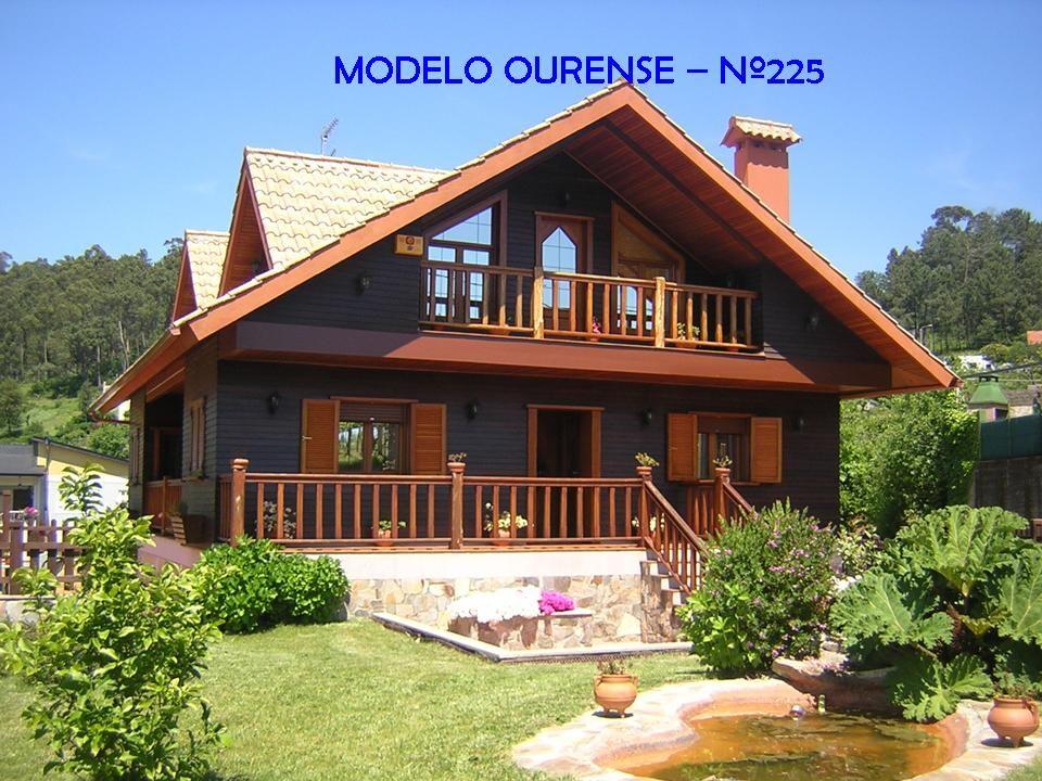 Fotos de caba as rusticas de madeira mais de 200 modelos for Fachadas de cabanas rusticas